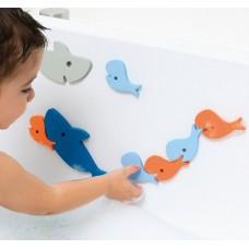 Vannas puzzle spēle Whales