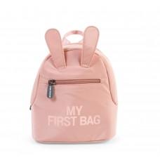 Vaikiška kuprinė MY FIRST BAG PINK