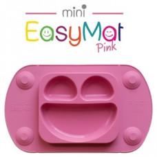 Silikona šķīvis EasyMat Mini Pink