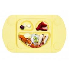 Silikona šķīvis EasyMat Mini Buttercup