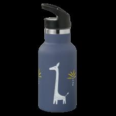 Fresk nerūsējošā tērauda pudele-termoss Giraf