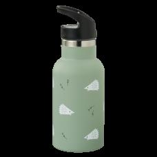 Fresk nerūsējošā tērauda pudele-termoss Hedgehog