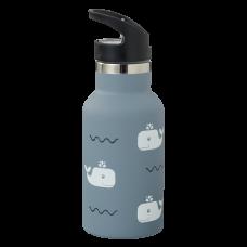 Fresk nerūsējošā tērauda pudele-termoss Whale