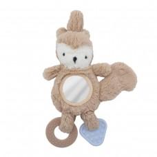 Aktivitātes rotaļlieta zīdainim Zappy beige