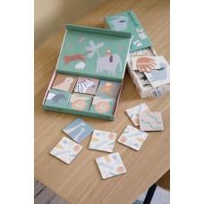 Atmiņas spēle kastītē Wildlife