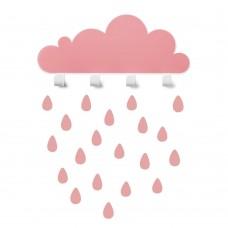 Āķīši Cloud – rozā krāsā