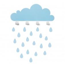 Āķīši Cloud – zilā krāsā
