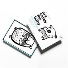 Kartītes zīdaiņiem - Mājdzīvnieku kolekcija