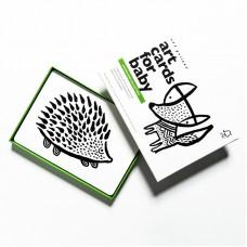 Kartītes zīdaiņiem - Meža kolekcija