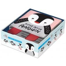 Pitter Patter Pingvīns - Pirmā mīksta zīdaiņa grāmatiņa