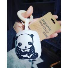 Orgāniskās kokvilnas zobrauznis Panda